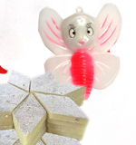 Send Rakhi Online To India Abroad Within USA Shipping America Kid Butterfly Rakhi With Sweets